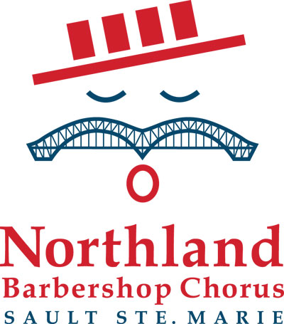 Logo for the Northland Barbershop Chorus