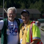 26th Annual International Bridge Walk - June 30, 2012.  Photo by MDOT.
