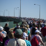 26th Annual Bridge Walk, June 30, 2012